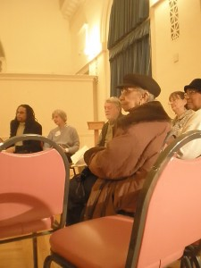 Residents talked about the good and bad of Germantown.